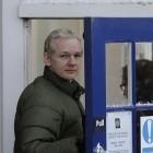 Julian Assange: Wikileaks protestiert gegen Hausarrest-Bedingungen