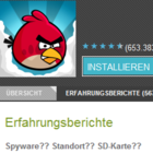 Angry Birds: Update verärgert Android-Nutzer