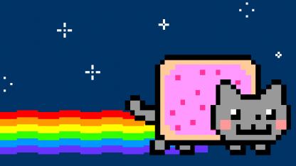 Nyan-Nyan-Nyan...