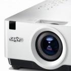 Sanyo: Tragbarer Projektor mit 3.000 ANSI-Lumen