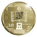Niederlande: QR-Code auf Münzen