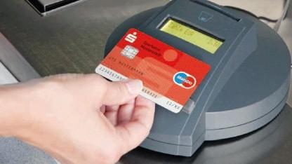 NFC-Bezahlvorgang