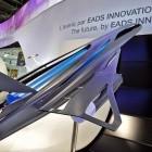 Mach 4: EADS entwickelt sauberes Überschallpassagierflugzeug