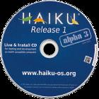 BeOS-Nachbau: Haiku R1 Alpha 3 mit vielen Verbesserungen