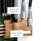 Supercomputer: Die Wasserkühlung des schnellsten Rechners der Welt