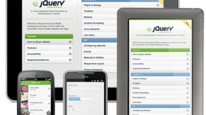 HTML5-Bibliothek: Erste Beta von jQuery Mobile erschienen