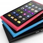 Meego-Smartphone: Nokia N9 mit drei virtuellen Hauptbildschirmen