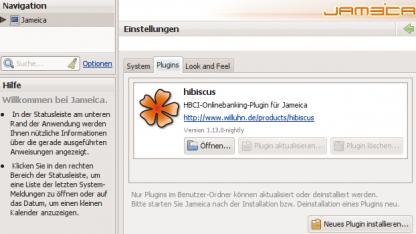 Finanzsoftware: Hibiscus 2.0 unterstützt SMS- und Chip-Tans