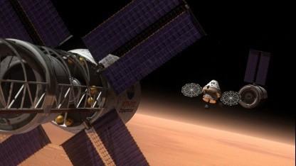 Unendliche Weiten: Nasa und Darpa suchen nach Ideen für Reisen in den Deep Space