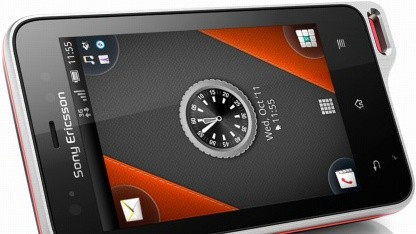 Android-Smartphone Xperia Active für Sportler