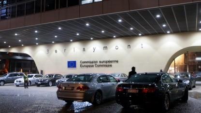 Berlaymont Gebäude der Europäischen Kommission