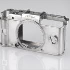 Pentax: Winzige Kompaktkamera mit Wechselobjektiven