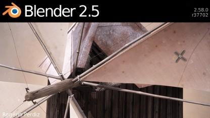 Blender 2.58: Weniger Speicher beim Render Baking