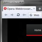 Swordfish: Release Candidate von Opera 11.50 ist fertig