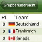 Fußball-WM 2011: Spielplan-App für iPhone