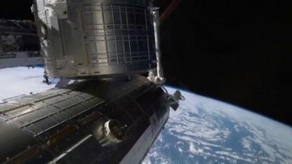 Livebilder rund um die Uhr von der ISS verspricht Urthecast.