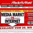 """Preisvergleich: Werbung """"Media Markt vs. Internet"""" mit fragwürdigen Tricks"""