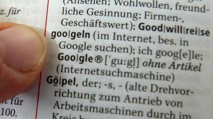 Behörden wollen manche Inhalte nicht googeln.