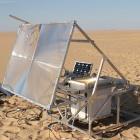 Solar-Sintern: Mit der Sonne in 3D drucken