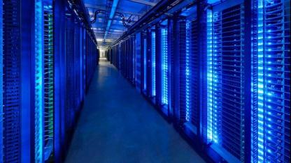 Facebook-Rechenzentrum in Prineville