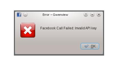Facebook hat den Zugriff des Kipi-Plugins auf seine Seiten blockiert.