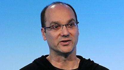 Andy Rubin vermeldet 500.000 aktivierte Android-Geräte pro Tag.