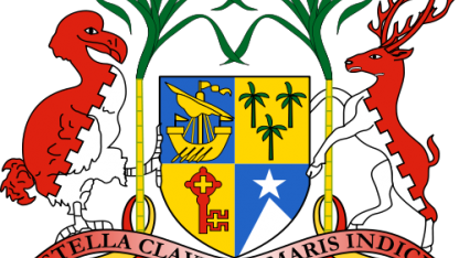 Wappen von Mauritius