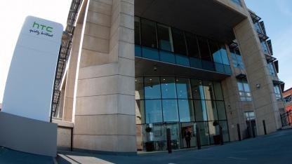 HTC-Gebäude in Slough