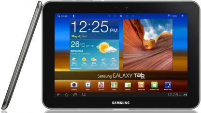 Verkaufsverbot in Deutschland gilt auch für das Galaxy Tab 8.9.