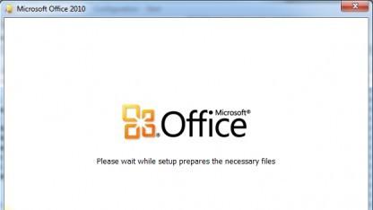 Das erste Service Pack für Office 2010 ist fertig.