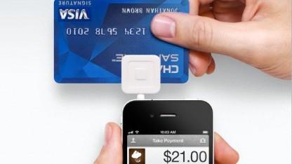 Bezahlen mit Square