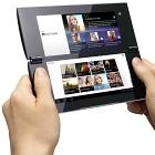 Sony S1 und S2: Tablets mit Playstation-Spielen und zum Zuklappen