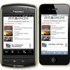 Webentwicklung: Mobile Webseiten am PC simulieren