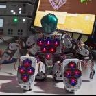 Wahrnehmung: Eine Haut für Roboter