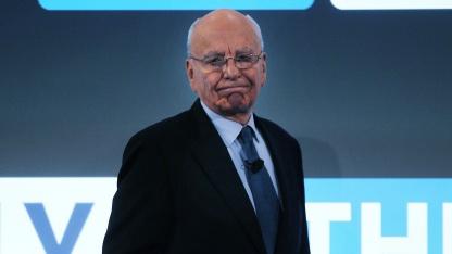 Rupert Murdoch, Chef der News Corporation