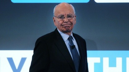 Rupert Murdoch, Chef der News Corporation