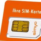 Simyo: Handy- und Datenflatrate ohne Vertragslaufzeit für 25 Euro