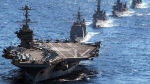 Flugzeugträger USS George Washington: Militärische Antwort aufs Hacken
