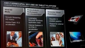 AMD kündigt Z-Serie an