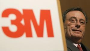 3M Co-Vorstandchef George Buckle