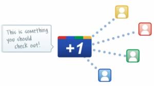 Like-Button: Google startet +1 für Websites
