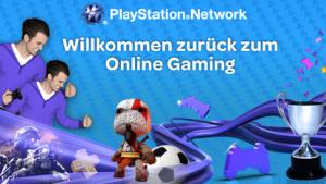 Das Playstation Network ist wieder komplett online