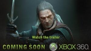 The Witcher 2 erscheint Ende 2011 auch für die Xbox 360.