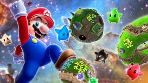 Super Mario Galaxie