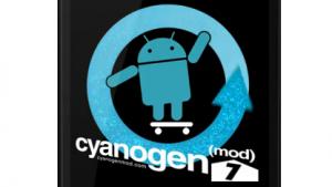 Das CyanogenMod-Logo
