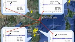 Schwankungen in GPS-Signalen identifizieren Atomwaffentest