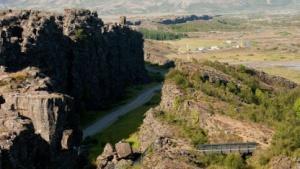 Þingvellir: Heute bestimmen Isländer über das Internet mit