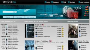 Movie2K: Weiteres Filmportal offline