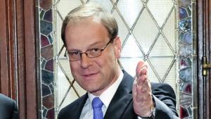 Ungarns Justizminister Tibor Navracsics