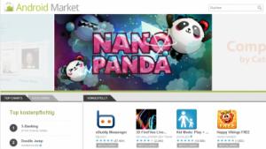 Android Market verteilt erneut Schadsoftware